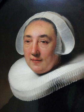 RembrandtHaesje Jacobsdr van Cleyburg